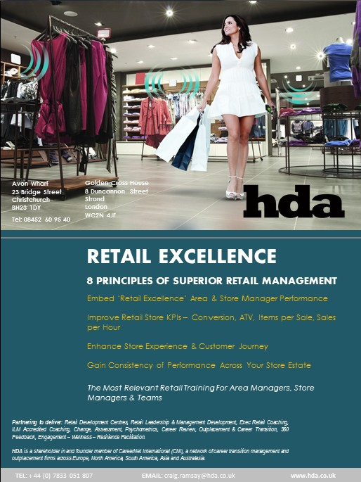 Retail Excellence Front Cover