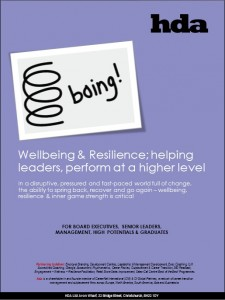 Leaders Resilience Front Cover