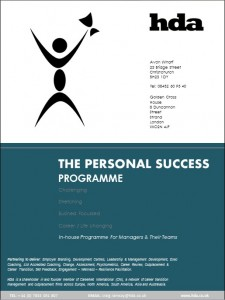 Personal Success Cover
