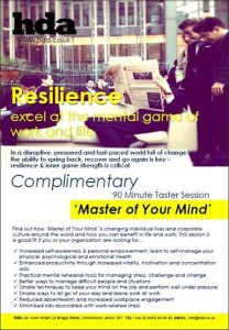 Master of Your Mind 12 June 15 London